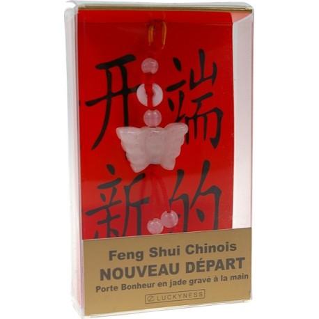 Porte-bonheur Feng-shui - Nouveau départ
