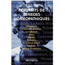 Portraits de remèdes homéopathiques T.1