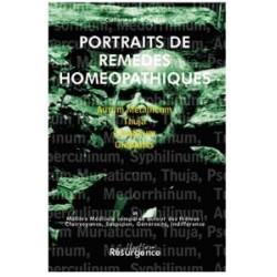 Portraits remèdes homéopathiques T.3