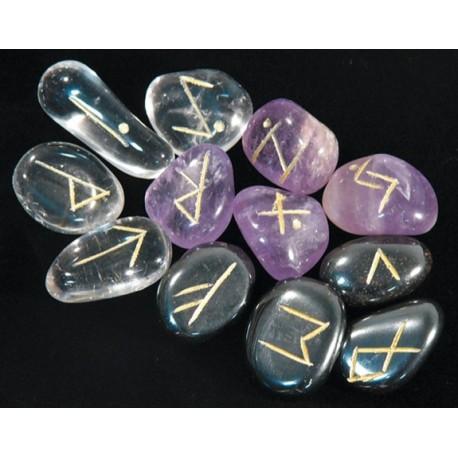 Runes - Cristal de Roche