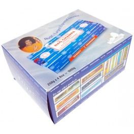 Encens Nag Champa - 250 grs - Satya - Lot de 4 boîtes
