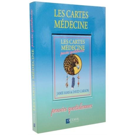 Les cartes médecine - Pensées quotidiennes