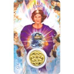 Carte Protection - Lumière de Dieu