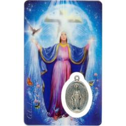 Carte Sainte Marie