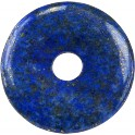Pi Chinois Lapis Lazuli 30 mm - Lot de 6 pcs