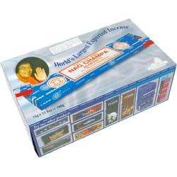 Encens Nag champa - 15 grs - Satya - Lot de 12 boîtes
