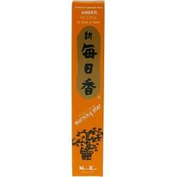 Encens japonais - Ambre - boîte de 50 sticks