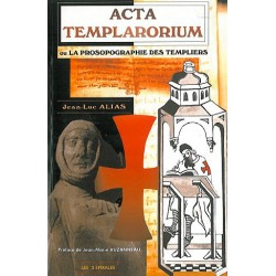 Acta Templarorium - Prosopographie templiers_(Sciences Humaines - Tradition_Templiers)