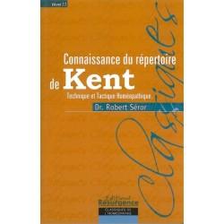 Connaissance du répertoire de Kent - tome 2