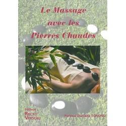 Massage avec les pierres chaudes