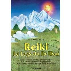 Reiki le legs du Dr Usui