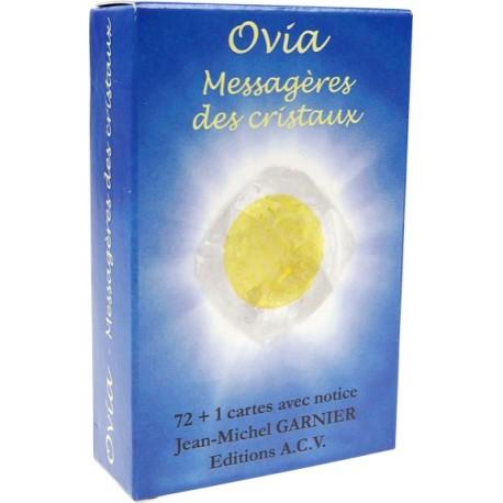 Ovia - Messagères des cristaux