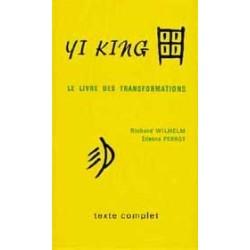 Yi king - livre des transformations