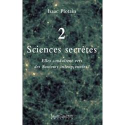 Sciences secrètes Tome 2