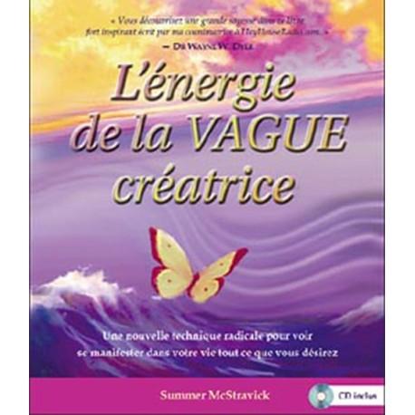 Energie de la vague créatrice (livre + CD)