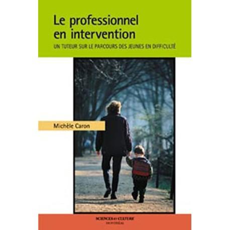 Le professionnel en intervention - Un tuteur sur le parcours des jeunes en difficulté