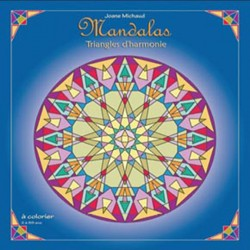 Mandalas - Triangles d'harmonie