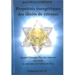 Propriétés énergétiques des élixirs de cristaux