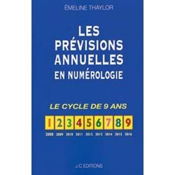 Les prévisions annuelles en numérologie - Le cycle de 9 ans