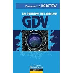 Principes de l'analyse GDV