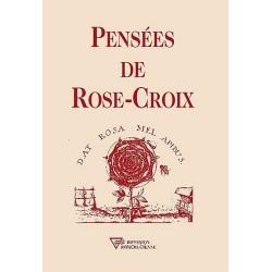 Pensées de Rose-Croix