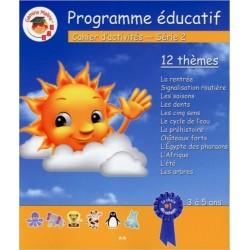 Programme éducatif - Cahier d'activités - Série 2