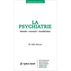 La psychiatrie - Histoire. courants. classification