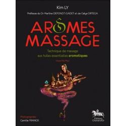 Arômes Massage : Technique de massage aux huiles essentielles aromatiques