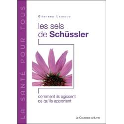 Les sels de Schüssler - Comment ils agissent. ce qu'ils apportent