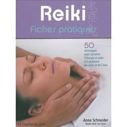 Reiki - Fiches pratiques