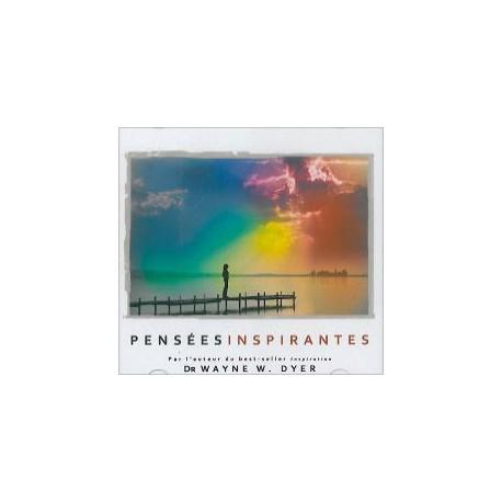 Pensées inspirantes - Livre audio 2 CD