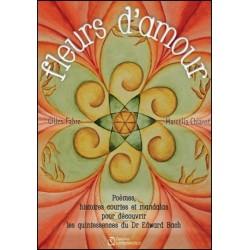 Fleurs d'amour - Poèmes. histoires courtes et mandalas...