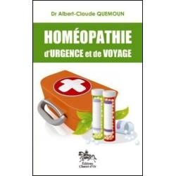 Homéopathie d'urgence et de voyage