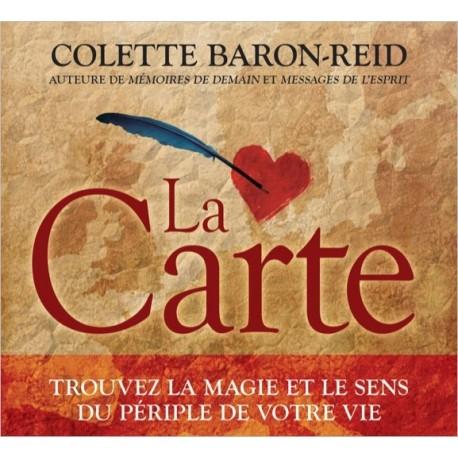 La Carte - Trouvez la magie et le sens du périple de votre vie - Livre audio 2 CD