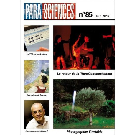 Parasciences n°85