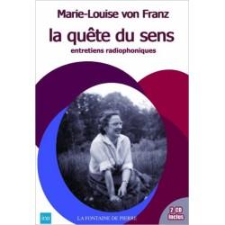 La quête du sens - Entretiens radiophoniques (livre + 2CD)