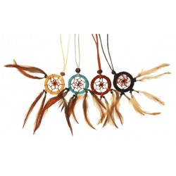 Collier Dreamcatcher - lot de 4