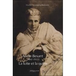 Annie Besant (1847-1933) : La lutte et la quête