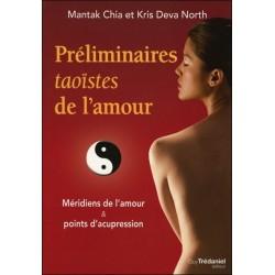 Préliminaires taoïstes de l'amour - Méridiens de l'amour & points d'acupression