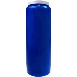 Lampe de sanctuaire 9 jours - Bleue