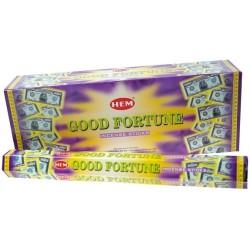 Encens Bonne fortune 20 grs - Hem -