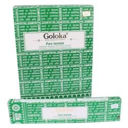 Encens Goloka - 15 grs - Pure Jasmine -