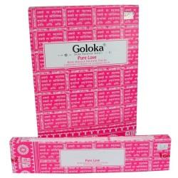 Encens Goloka - 15 grs - Pure Love -