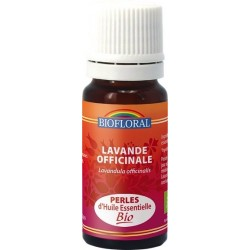 PERLES ESSENTIELLES LAVANDE OFFICINALE - 20ML - BIO