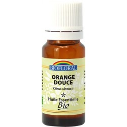 ORANGE DOUCE - 10ML - BIO