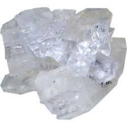 Apophyllite Amas Cristal - La pièce de 3 à 5 cm