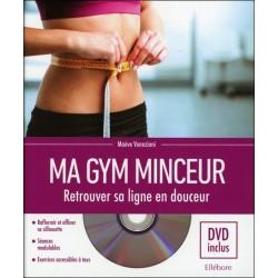 Ma gym minceur - Livre + DVD