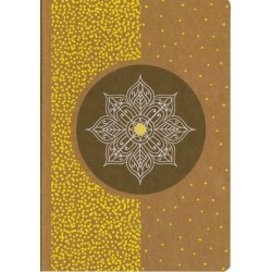 CARNET A5 - 64 PAGES - MANDALA