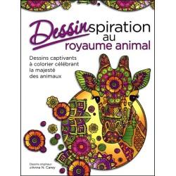 Dessinspiration au royaume animal - Dessins captivants à colorier célébrant la majesté des animaux