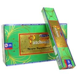 Encens Natural Serie Satya - Patchouli - 15 grs -
